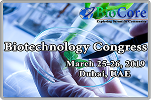 3rd World Congress and Expo on Biotechnology and Bioengineering