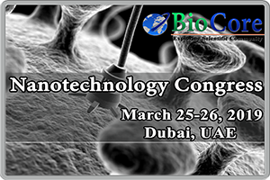 3rd World Congress and Expo on Nanotechnology and Materials Science
